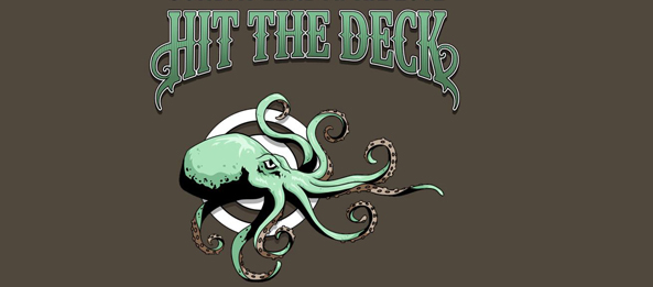 Hit The Deck Logo